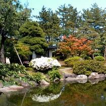 5千坪の庭園