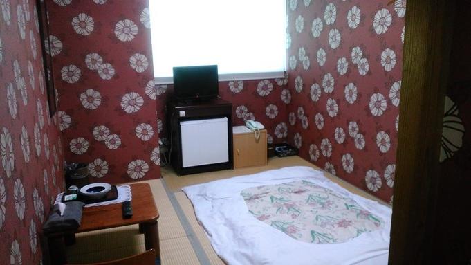 三国 別館です ★禁煙和室(4.5~5.5畳)★素泊まり★チェックインは無人チェックインです。