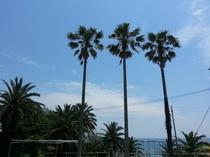 福江島ナンバー2の香珠子ビーチ 三国から車で15分