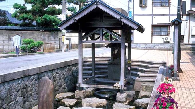小京都城下町を満喫♪名水が織りなす郷土料理を楽しむ【旬の会席料理】