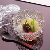 懐石料理(一例)2
