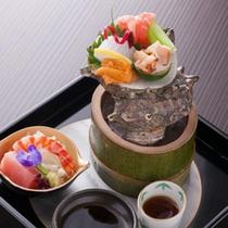 ご夕食 懐石料理(一例)3