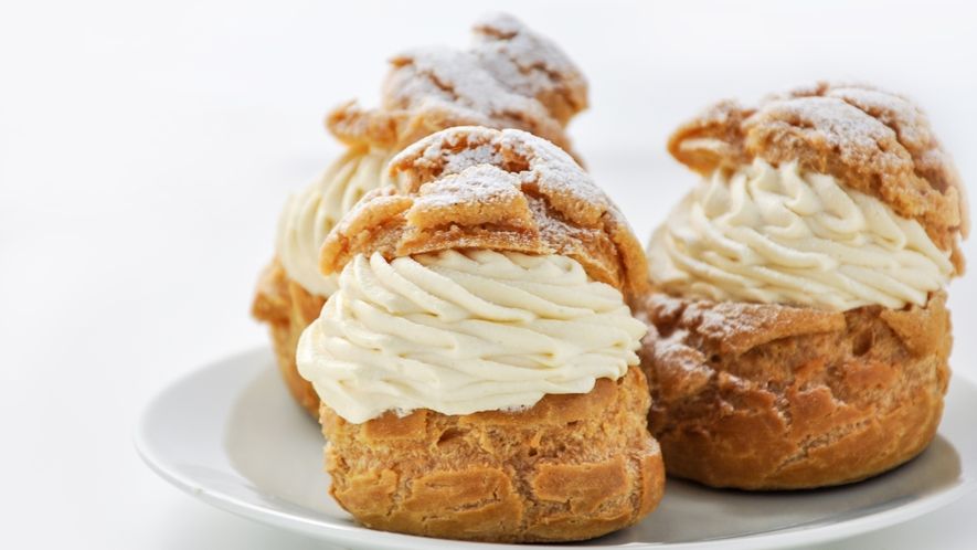 Bakery&Table 豆乳パン工房 豆乳シュークリーム