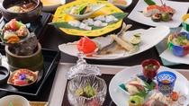 ご夕食 懐石料理(一例)