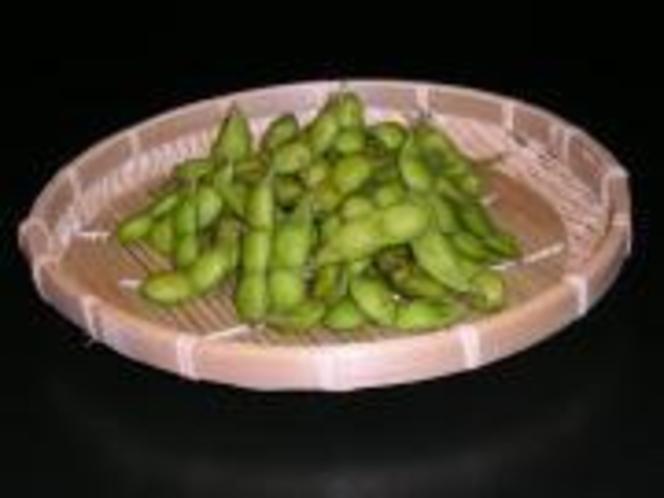 庄内夏の味覚 だだちゃ豆