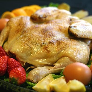 【ふるさと名物】大分のブランド地鶏を2時間半かけて蒸し上げたこだわりの味★『地獄蒸し』味わいプラン♪