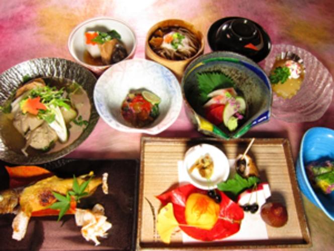 2011年11月雅びの舞お料理