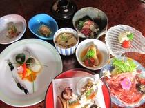 2012年1月雅びの舞お料理