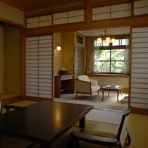 平成の間 居室