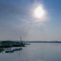 西山別館からの眺望一例