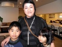 宮崎よりあったかい家族。