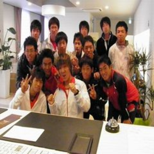 2010.11.13 京都大テニス部のみなさま