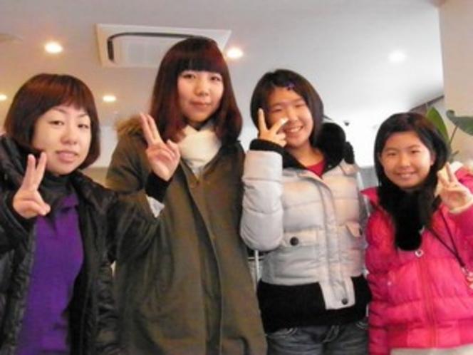2011.01.15 仲良しの4人組
