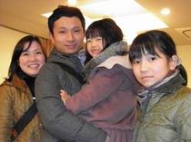 2011.02.11美男美女の家族さま♪