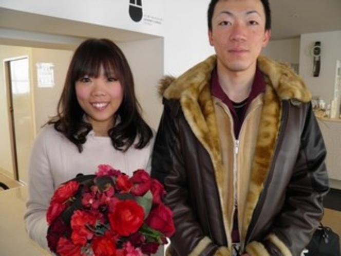 2011.02.11新婚さん★