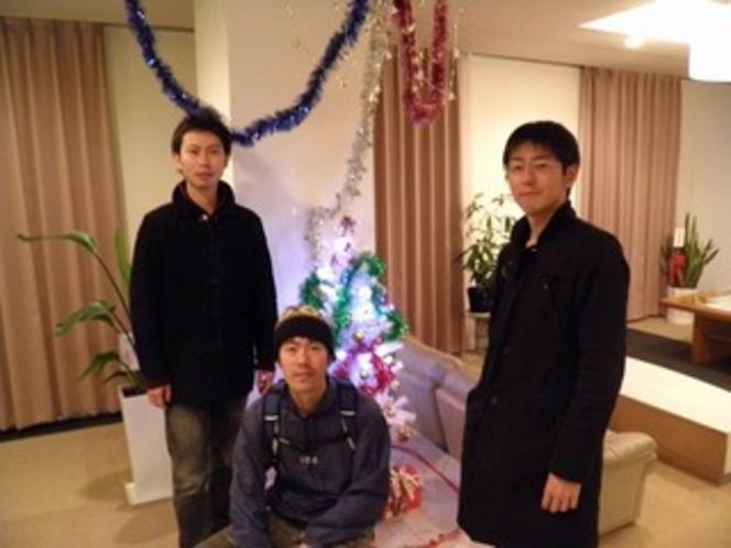 2010.12.04なにわの三銃士