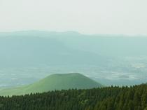 阿蘇米塚の風景
