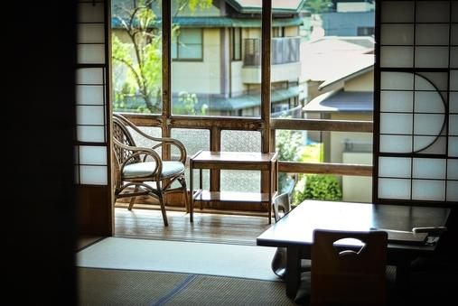【BS】松川を望む広縁付き和室6畳