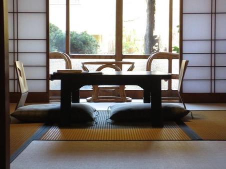 【EN】松川を望む広縁付きDX和室 トイレ・シャワー付