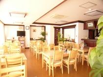 本館レストラン(お食事場所)
