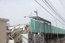 最寄のJR阿波富田駅