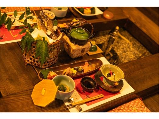 【旬の味覚を楽しむ】季節替わり旬の食材をふんだんに使った贅沢プラン♪