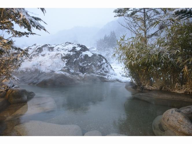 まんてんの湯(冬)