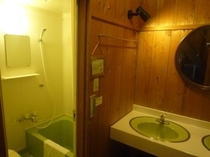 別館「蔵」浴室