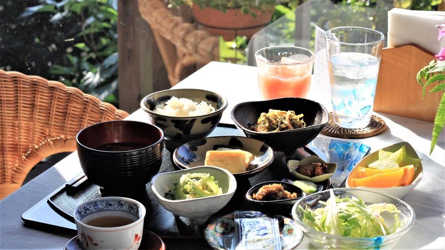 朝食【和食】