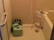 コテージ風呂