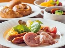 朝食バイキング OPEN6:00~10:30