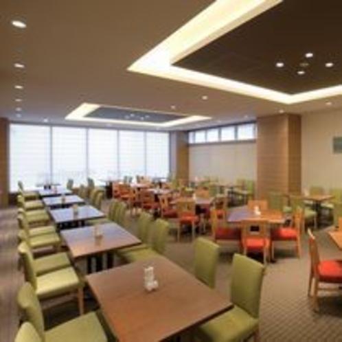 朝食会場 OPEN 6:00~10:30