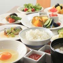 和洋バイキング朝食 ~和食イメージ~