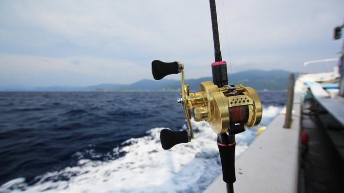【期間限定】海釣り・渓流釣りを楽しもう♪釣った魚は焼き魚で夕食に!!【1泊2食】