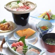 *【お料理一例/夕食】※メニューは日替わりです。
