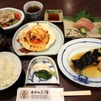 *【ビジネスプランのお料理一例/夕食】※メニューは日替わりです。