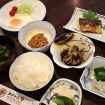 *【ビジネスプランのお料理一例/朝食】