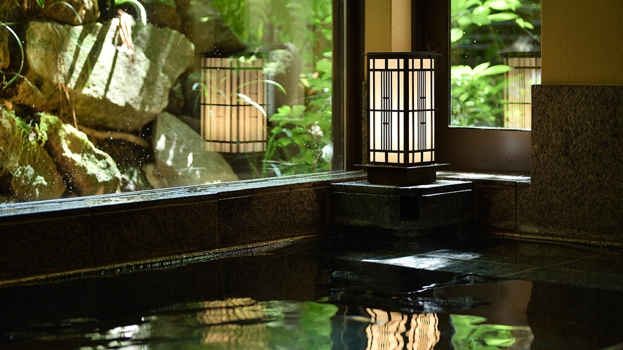 貸切風呂【五葉】*