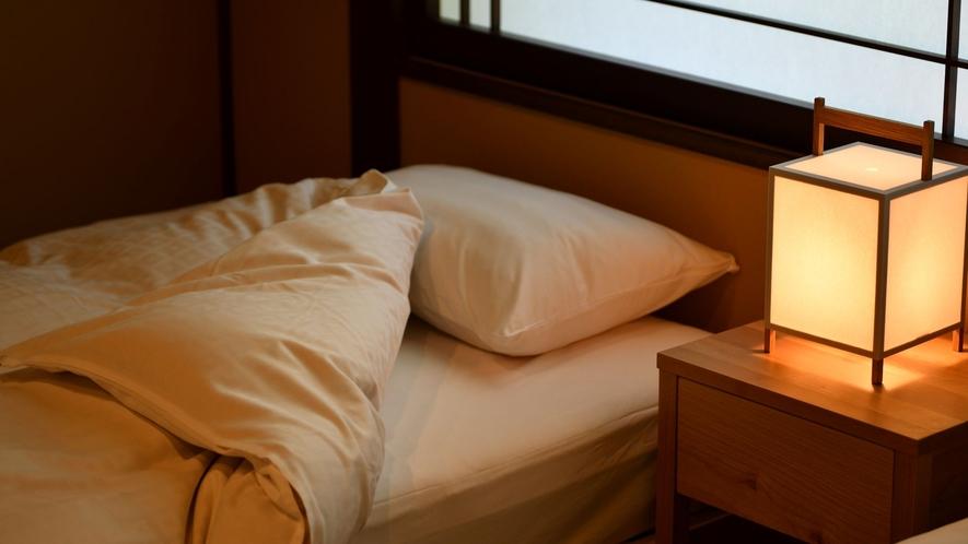 木賊ベッド*