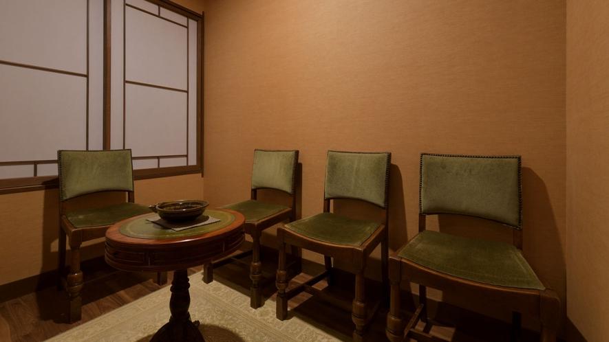 3階喫煙室*