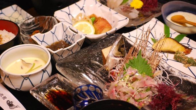 【欲張り】お魚もお肉も食べれる♪ボリュームアッププラン
