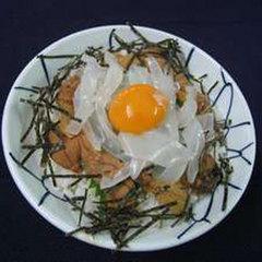 【昼食/お食事処】玄海の海の幸を2倍楽しむ♪<イカうに丼>※お部屋利用なし※