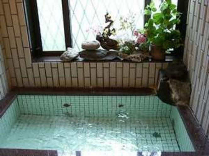 ミネラル温泉