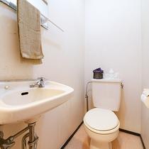 *【和室6畳】お部屋には洋室トイレ付き。