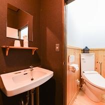*【和室6畳/一例】「さくら」のお部屋。洋室トイレ完備。※一部ウォシュレット付きのトイレもございます