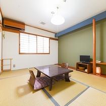 *【訳あり/和室】景観なしの簡素な和室。1名~3名様までご利用いただけます。