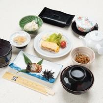 *【朝食/一例】朝もしっかりとお召し上がりいただき、元気な一日のスタートを応援します!