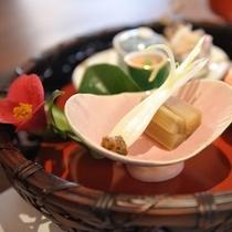■お食事(前菜)2