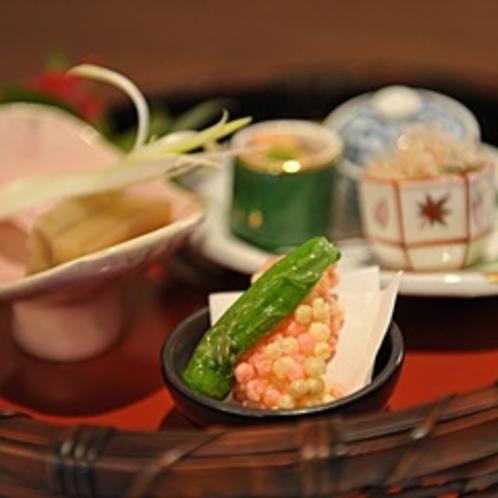 ■お食事(前菜)