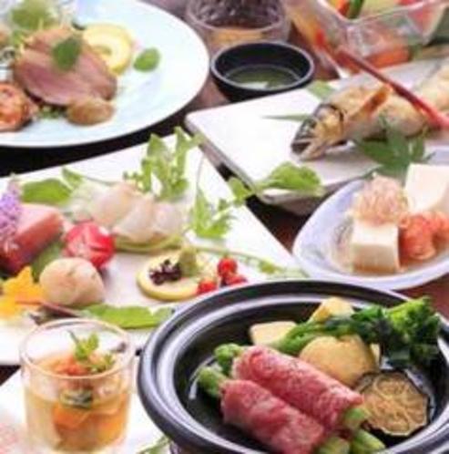 ■料理の一例